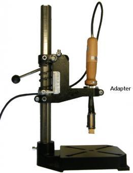 Handhebelpresse für Brennstempel Gr. 0 - 6